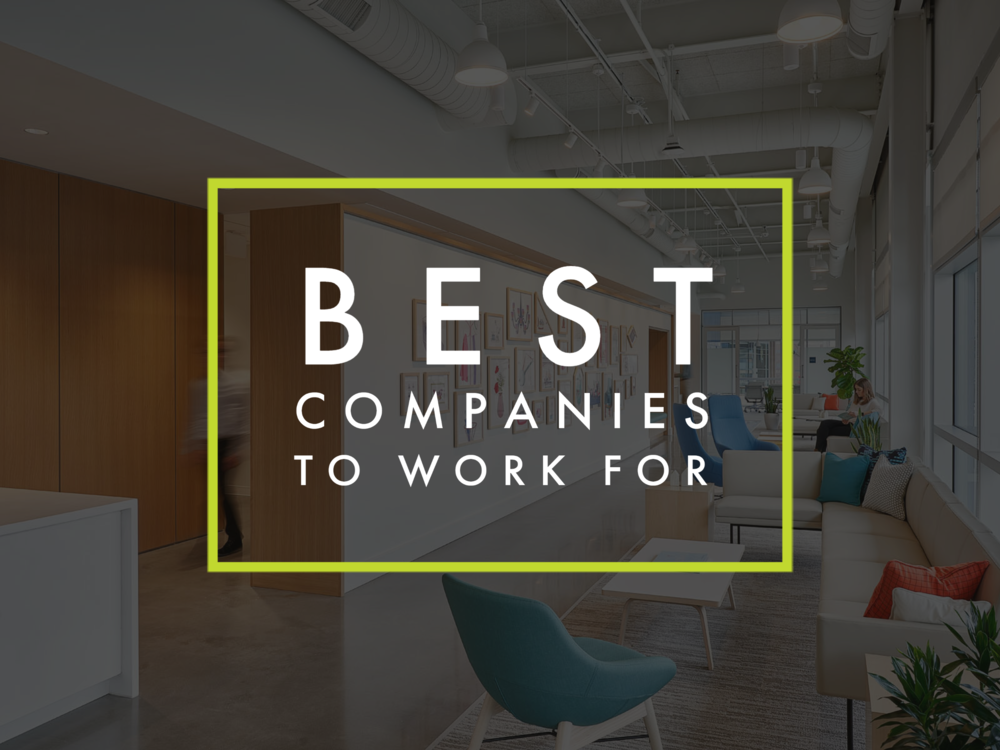Ingram's 2020 Best Companies To Work For Image