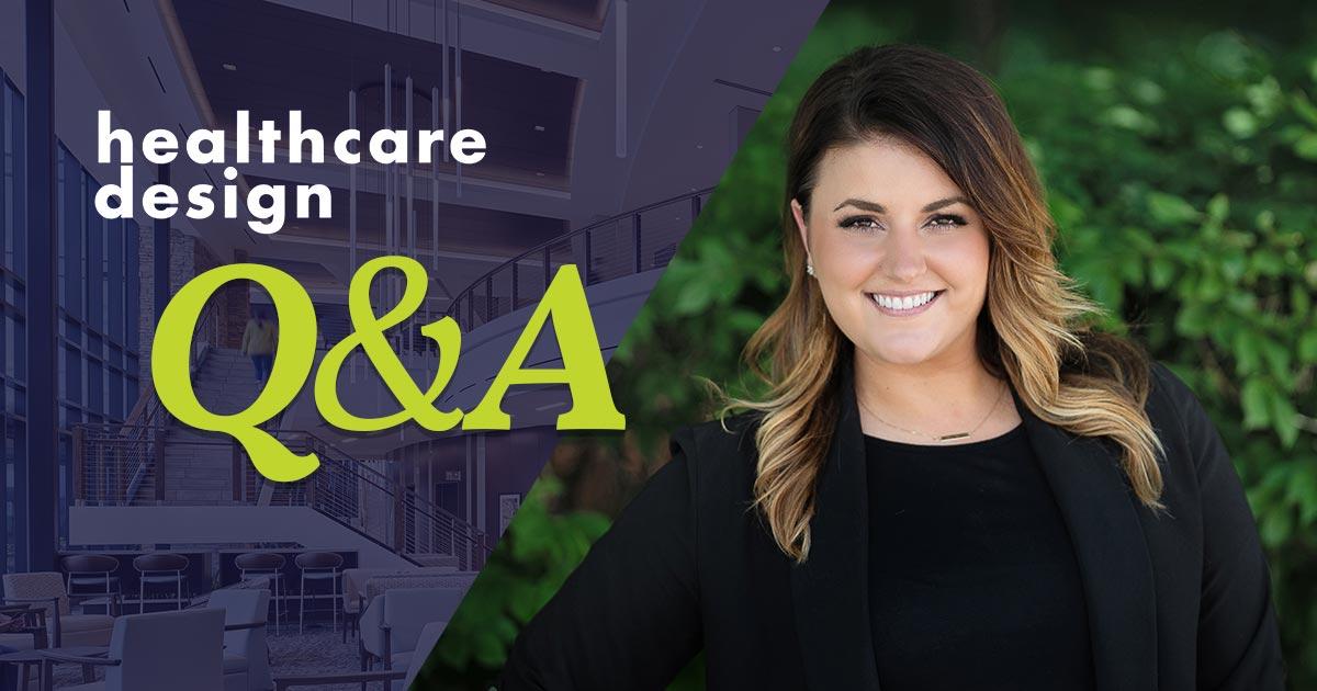 Q&A with Lindsay Hampton Image