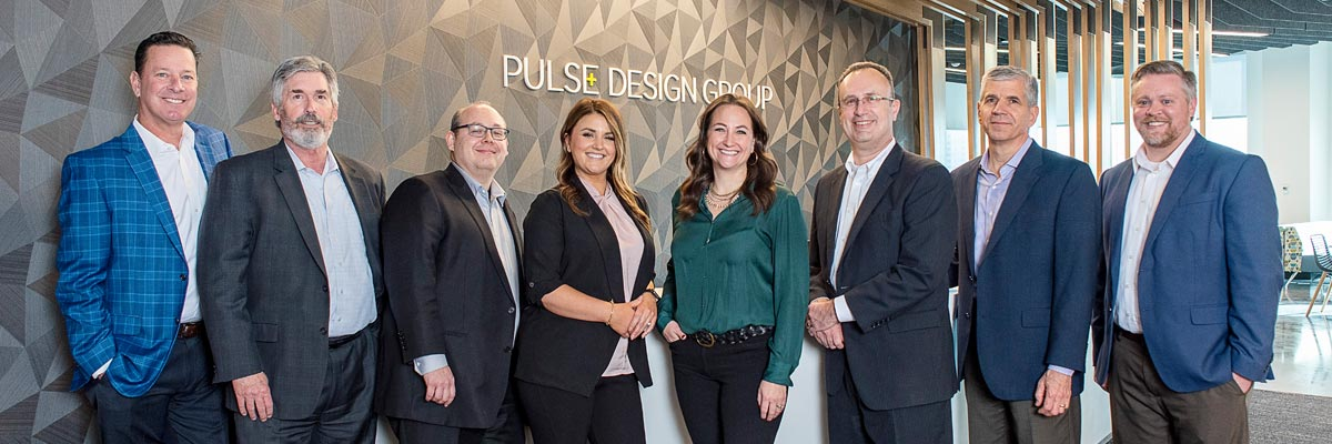 Pulse Design Group Moves Into Plaza High Rise - MetroWire Media Image