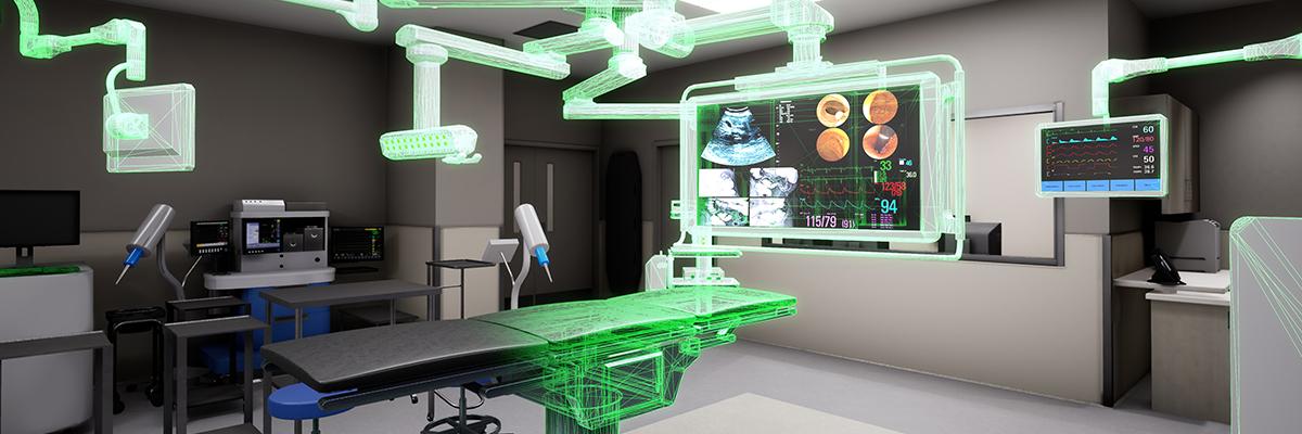 Virtual Reality & Healthcare Design Webinar Image