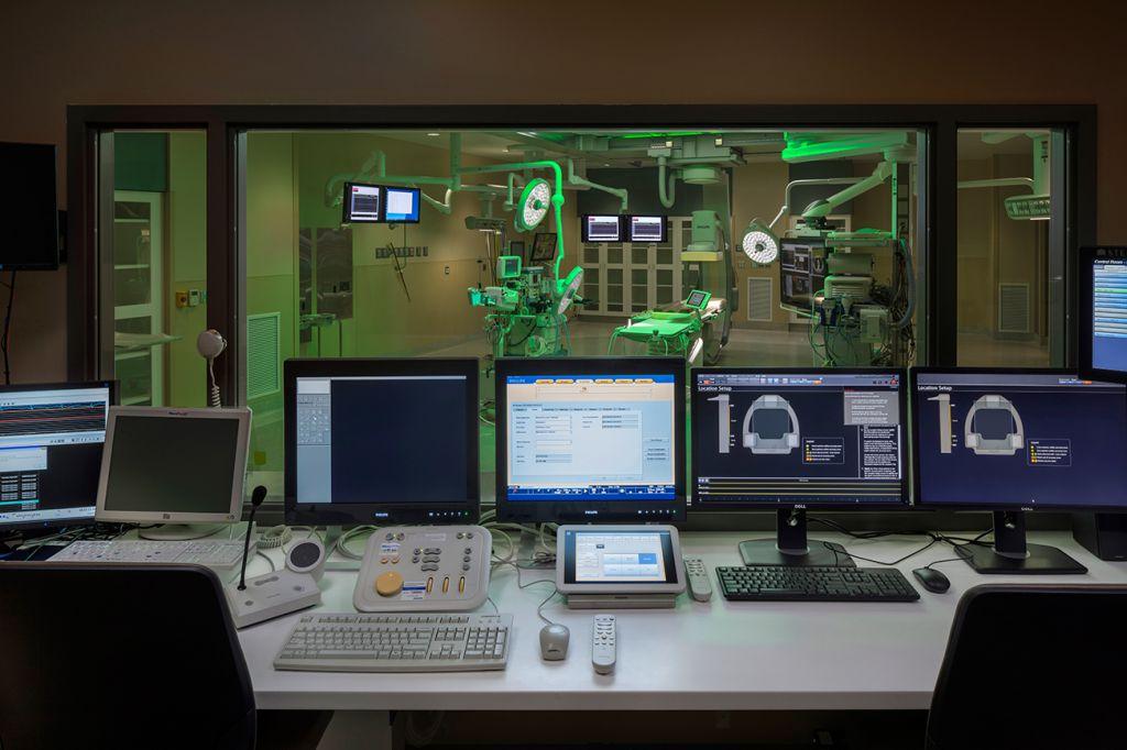 Hybrid Operating Room 9