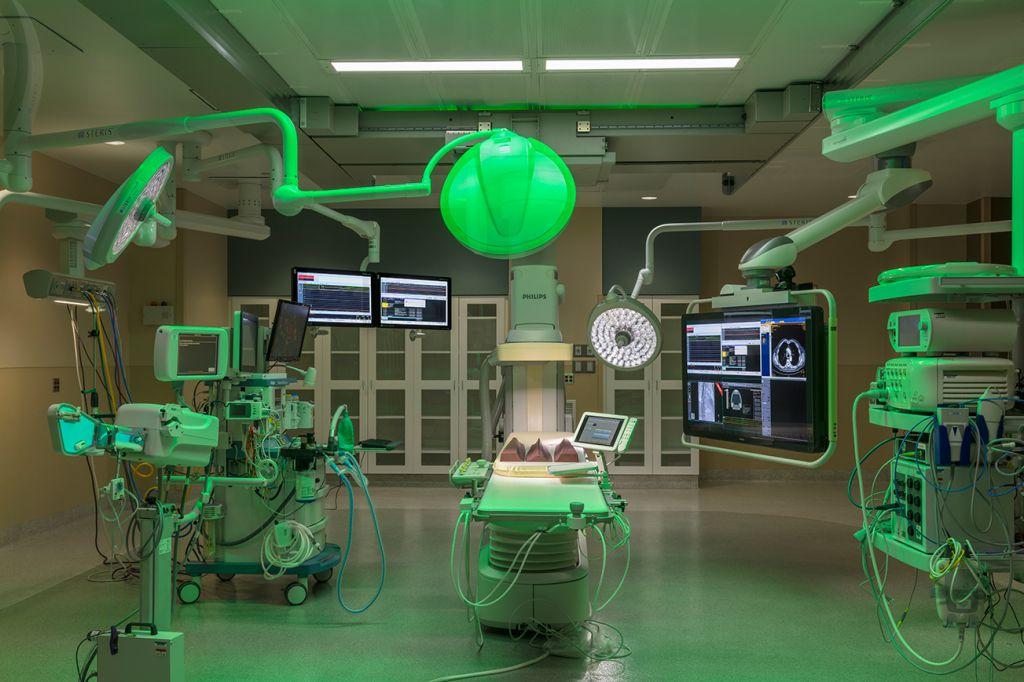 Hybrid Operating Room 1