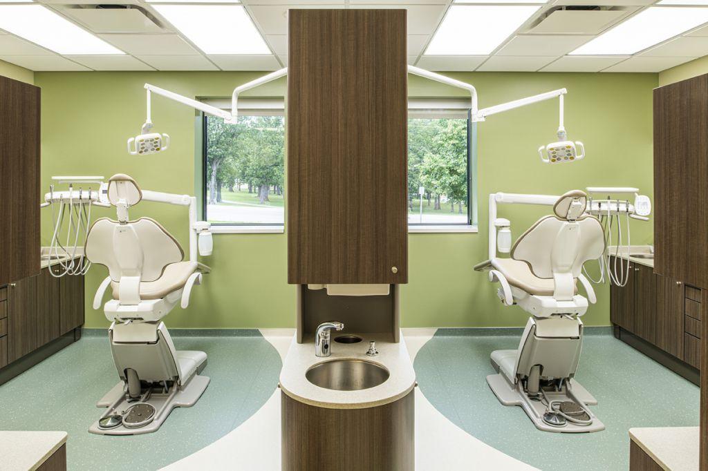 Fort Leonard Wood Roll Dental Clinic 1