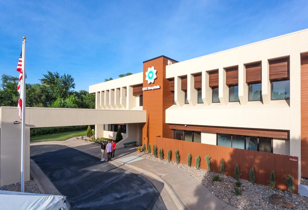 KVC Hospital Youth Psychiatric Facility 9
